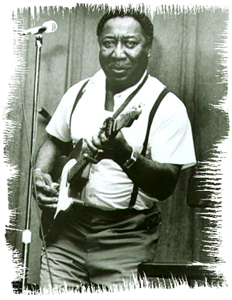 Clarksdale Mississippi - Original Home of Muddy Waters